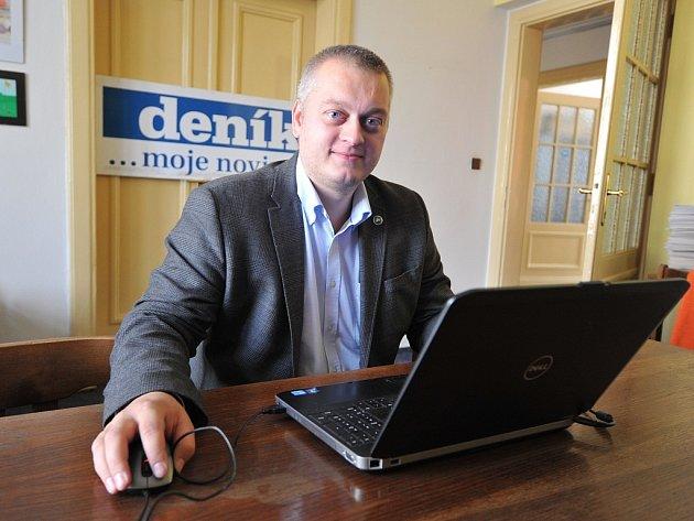 Jiří Zapletal předseda moravskoslezského sdružení Strany svobodných občanů