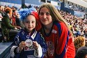 Mistrovství světa v para hokeji 2019, Korea - Česká republika (zápas o 3. místo), 4. května 2019 v Ostravě.