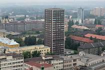 Ostravský Mrakodrap ilustrační foto - 04.09.2010