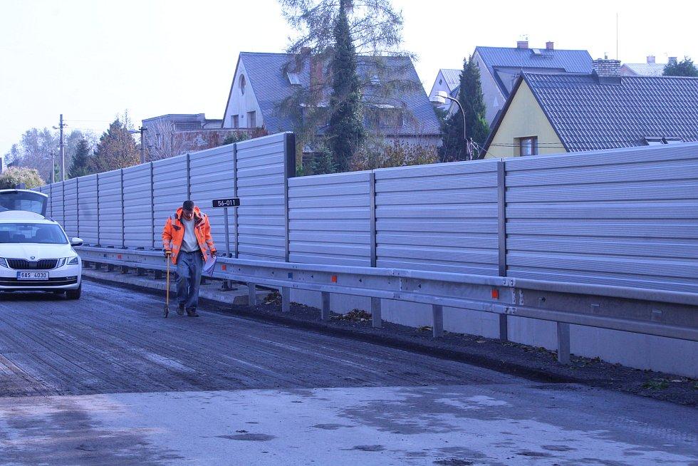 Obnovení prací na mostě zaskočilo řidiče, kteří tento týden projížděli mezi Hlučínem a Ostravou.