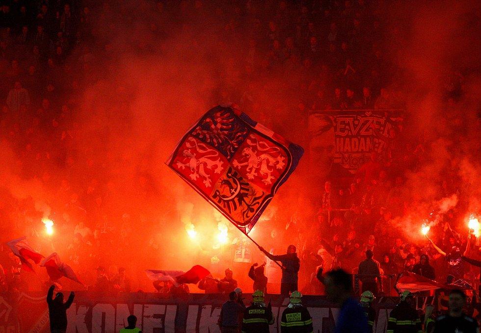 FC Baník Ostrava - FC Viktoria Plzeň, fanoušci Baníku
