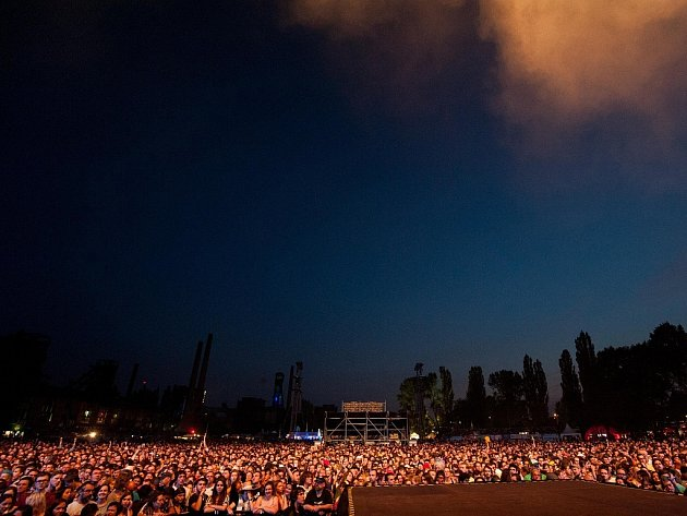 Colours of Ostrava 2013.