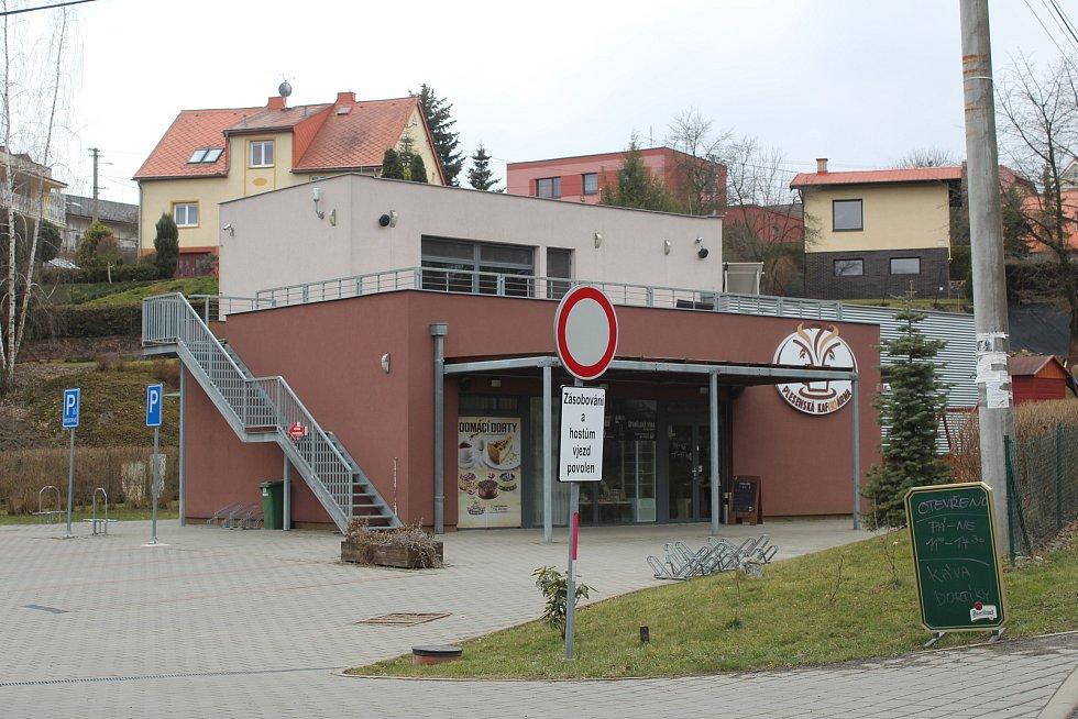 Deník na návštěvě v Plesné.