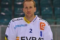 Marek Malík v dresu HC Vítkovice
