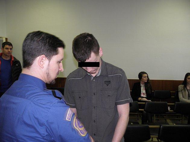 Mladíkovi vpřípadě uznání viny hrozí až deset let vězení.