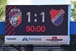 Utkání 5. kola nádstavby první fotbalové ligy FORTUNA:LIGA, skupina o titul: FC Viktoria Plzeň - FC Baník Ostrava, 26. května 2019 v Plzni.