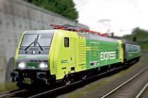 Soukromý rychlík RTexpress na trať mezi Ostravou a Prahou nevyjede