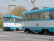 Ostravský dopravní podnik připravil na první červencovou neděli jízdy historickým trolejbusem.
