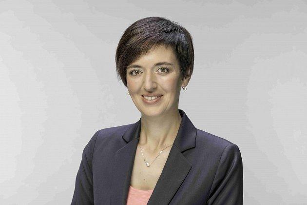 Zdenka Němečková Crkvenjaš. Občanská demokratická strana spodporou TOP 09.