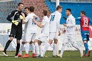 FC Baník Ostrava vs. FC Viktoria Plzeň.