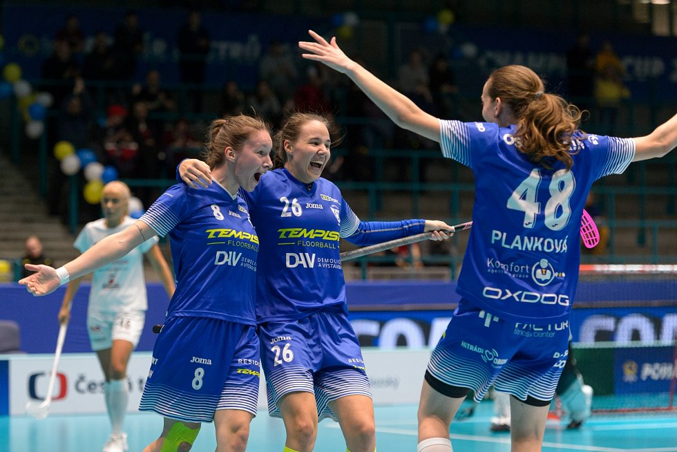 Täby FC – 1. SC Tempish Vítkovice 6:3 (1:2, 1:0, 4:1)