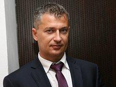 Daniel Morys, ředitel Dopravního podniku Ostrava.