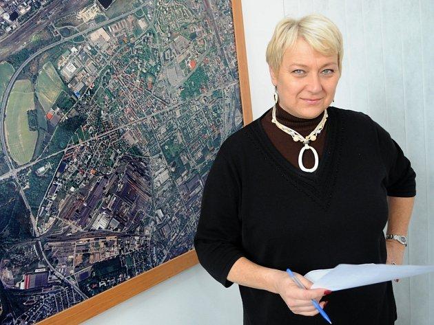 Liana Janáčková na archivním snímku zlet 2007až 2018.
