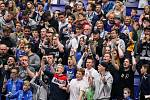 Takto se fandí v Ostravě! Superfinále florbalu v Ostravar Aréně, neděle 14. dubna 2019.