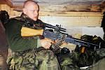 Jugoslávie je oblastí, kde zažívá své první nasazení.