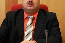 Krajský radní a zastupitel Miroslav Novák