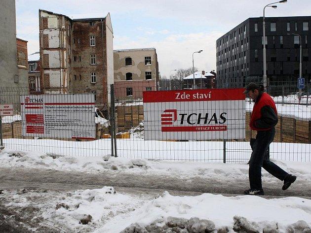 Nové jméno Eiffage Construction Česká republika se začne postupně objevovat na všech stavbách ostravské stavební společnosti Tchas.