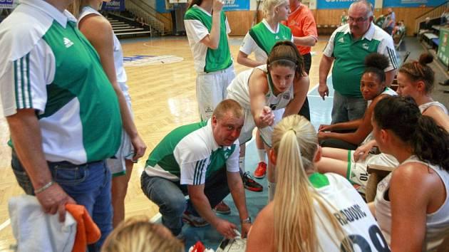 Basketbalistkám SBŠ Ostrava se v lize nedaří, z osmi zápasů jen dva vyhrály.