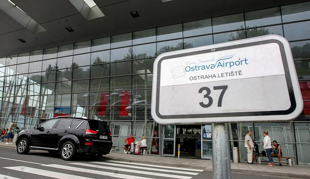 Ostravské letiště Leoše Janáčka v Mošnově