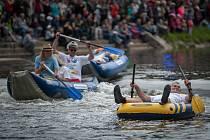 Rozmarné slavnosti u řeky Ostravice 2018, 23. června 2018 v Ostravě.