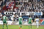 Utkání 5. kola první fotbalové ligy: FC Baník Ostrava - Bohemians 1905 , 10. srpna 2019 v Ostravě.