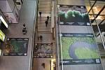 Jedenáctého jedenáctý, v jedenáct hodin a jedenáct minut bude v OC Forum Nová Karolina zpřístupněna unikátní, ve světě zatím nerealizovaná výstava velkoplošných fotografií z dronu. Autor je uznávaný ostravský fotograf a dronař Radima Kolibík.