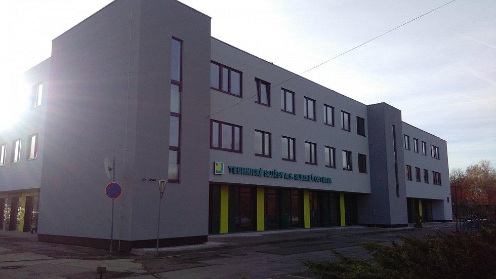 Technické služby Slezská Ostrava. Ilustrační foto.