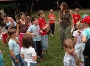 Příměstský dětský tábor v Bělském lese