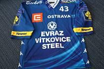 Dres Vítkovic ze sezony 2009/2010.
