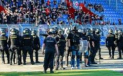 Policie, těžkooděnci