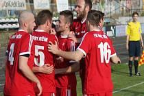 DIVIZNÍ fotbalisté Nového Jičína vyzvou v 1. kole MOL Cupu druholigové Vítkovice.