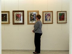 Výtvarné centrum Chagall v Ostravě.