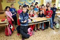 Děti ze 3.B Základní školy Dětská v Ostravě-Porubě