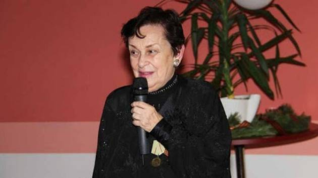 Místopředsedkyně Ostravského ruského domu Tamara Galynina se s negativním přístupem lidí nesetkala
