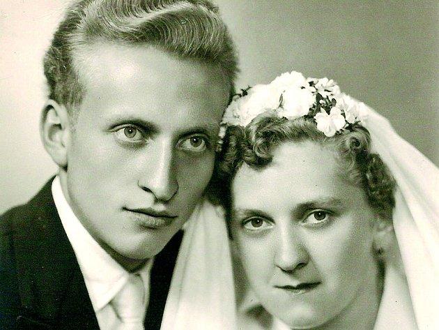 Svatba manželů Víchových