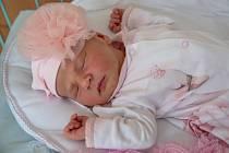 Leila May Břízová z Dolních Marklovic, narozena 3. května 2021 v Karviné, míra 48 cm, váha 3470 g. Foto: Marek Běhan