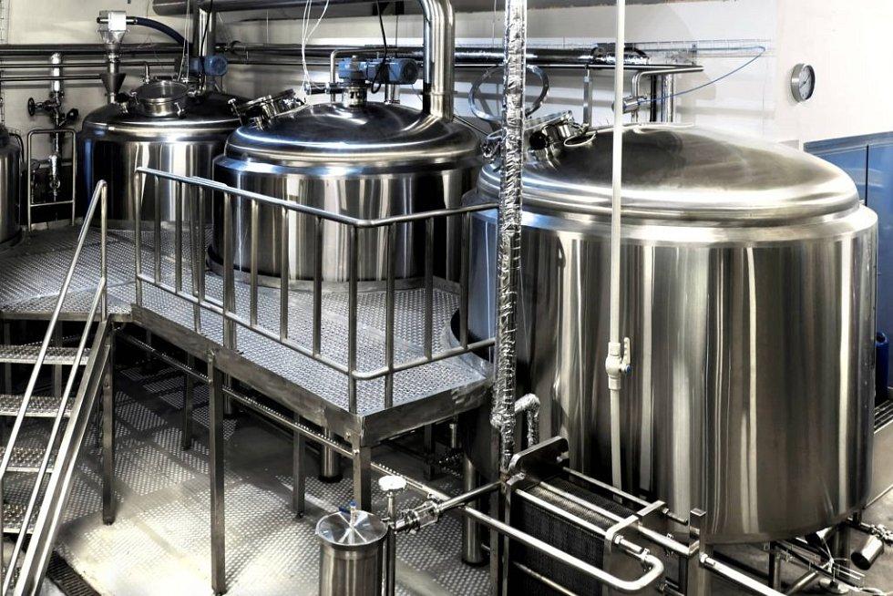 Starobělský pivovar