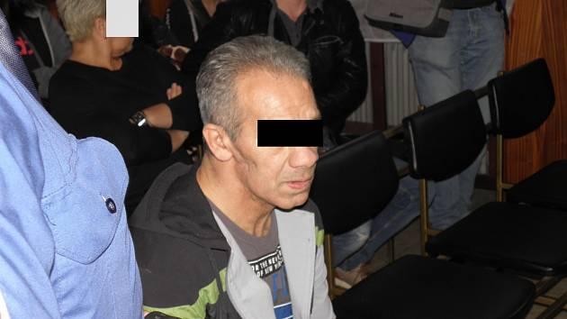 Dvacet let by měl za mřížemi strávit třiapadesátiletý Jozef Ž. z Havířova.