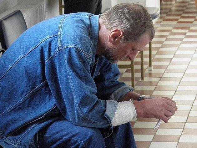 Jaroslavu Padisákovi hrozí ve druhém procesu až šestnáct let vězení.