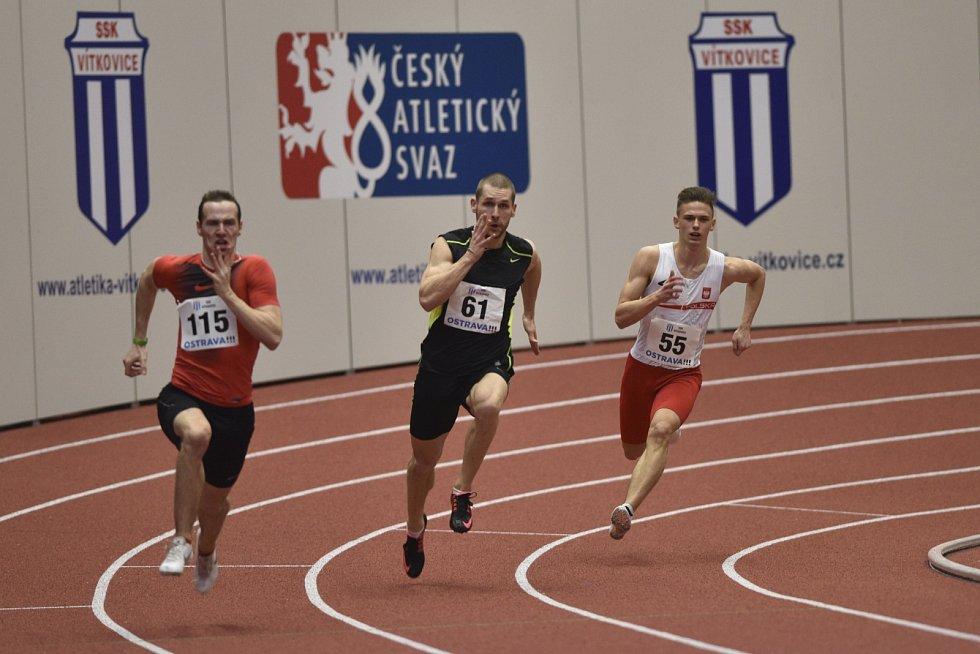 Atletická hala v Ostravě patří k nejmodernějším v České republice. Vyhovuje normám Mezinárodní atletické federace IAAF a splňuje podmínky pro konání atletických závodů a mezinárodních mítinků v zimní halové sezóně.