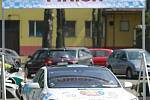 V Ostravě byly k vidění nejrůznější elektromobily, od městských aut až po vozy s dojezdem 500 kilometrů. Foto: