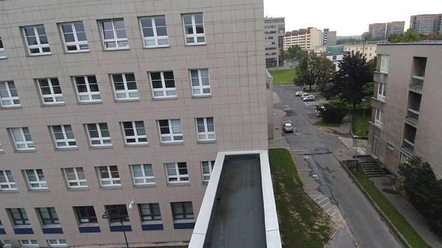 Budova krajského úřadu v Ostravě