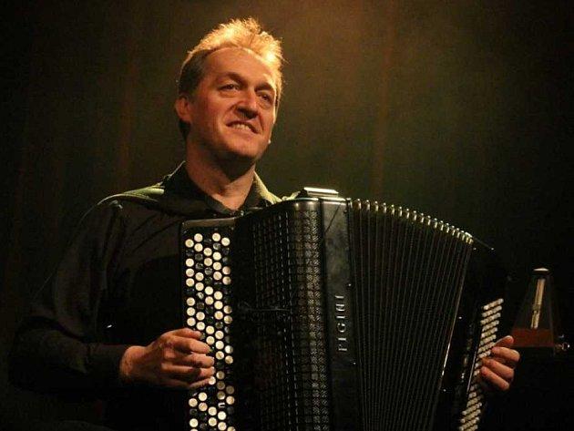 Robert Kuśmierski, polský akordeonista
