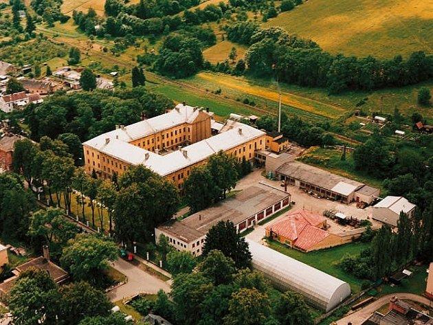 Sídlo firmy Linaset, a. s. v Budišově nad Budišovkou