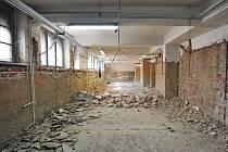 V Domě umění začala rekonstrukce sklepních prostor Domu umění v Ostravě. Ty se během následujících tří měsíců promění na nové depozitáře.