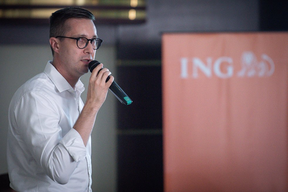 ING Tour v Imperiálu, 28. května 2018 v Ostravě.