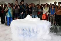 Umění a technika mohou fungovat společně. První ročník festivalu Art and Science to dokazuje.