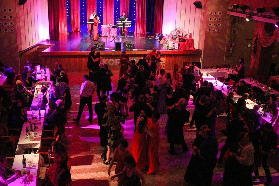 Z loňských plesových zábav