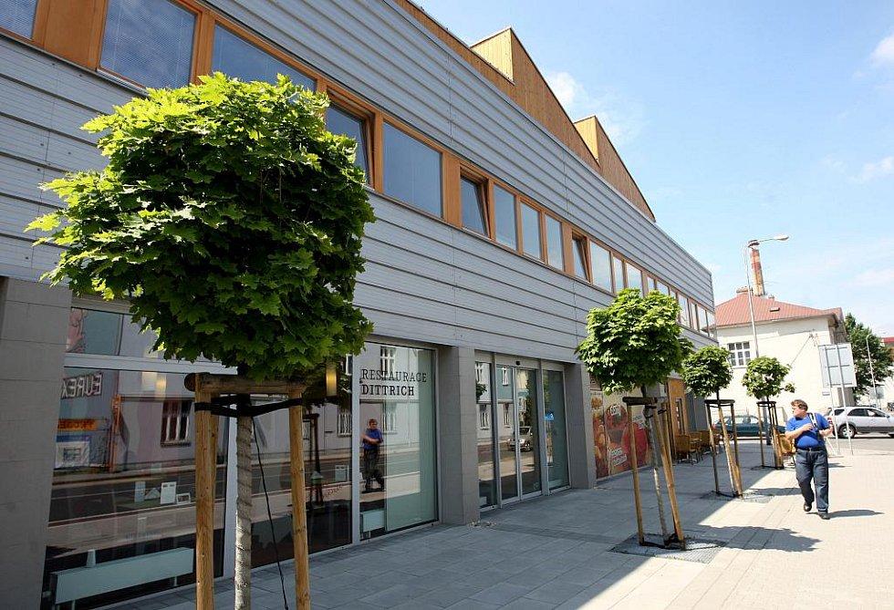 Polyfunkční dům v Ostravě-Vítkovicích se stal celkovým vítězem soutěže Stavba Moravskoslezského kraje 2009.