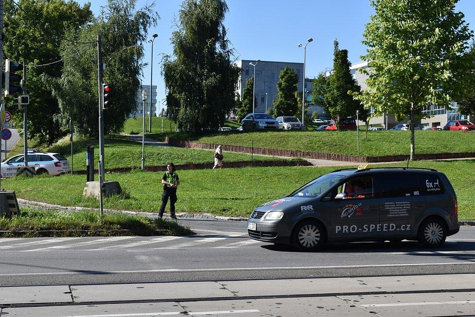 Kvůli nalezené letecké pumě z 2. světové války muselo být v Ostravě-Porubě evakuováno na tisíc lidí. Policie a strážníci uzavřeli kruh o poloměru 600 metrů od nálezu bomby.